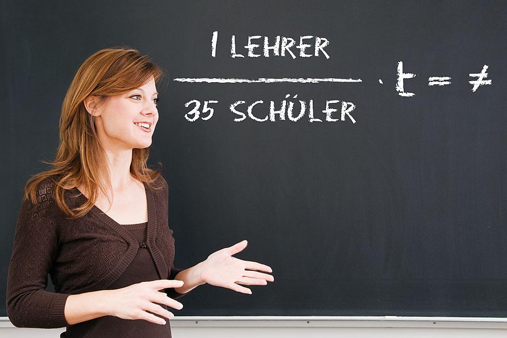 Lehrer, Beruf mit Zukunft