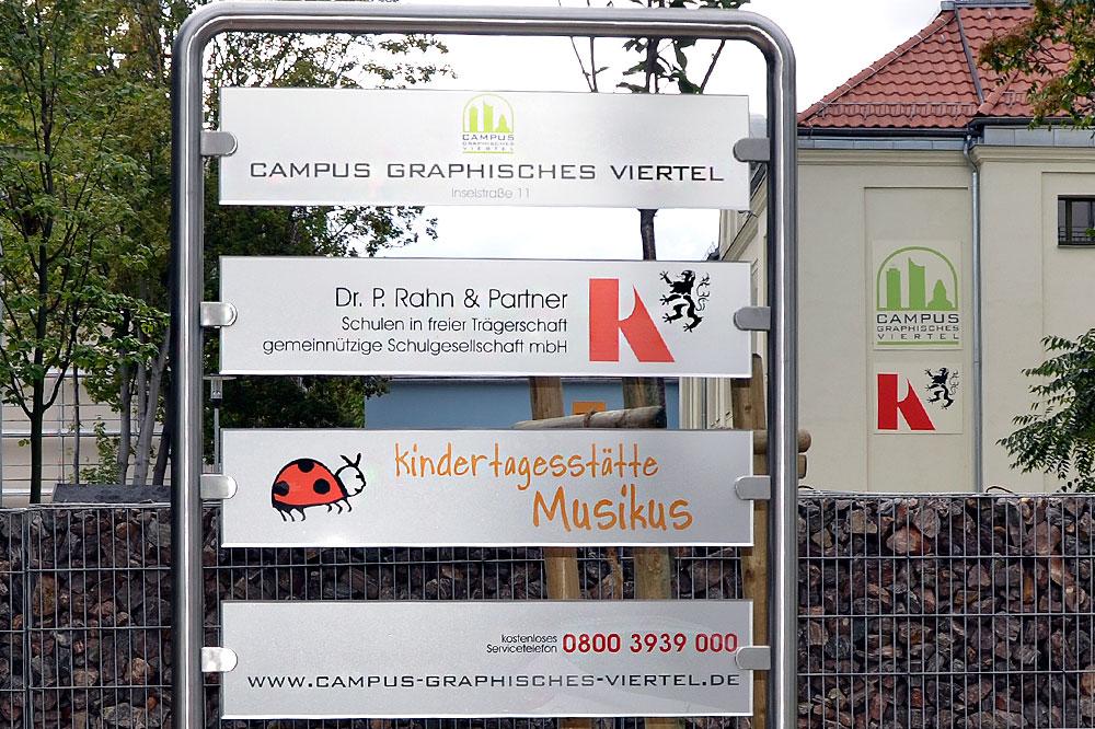 Wege zur Bildung – Rahn Schulen Leipzig