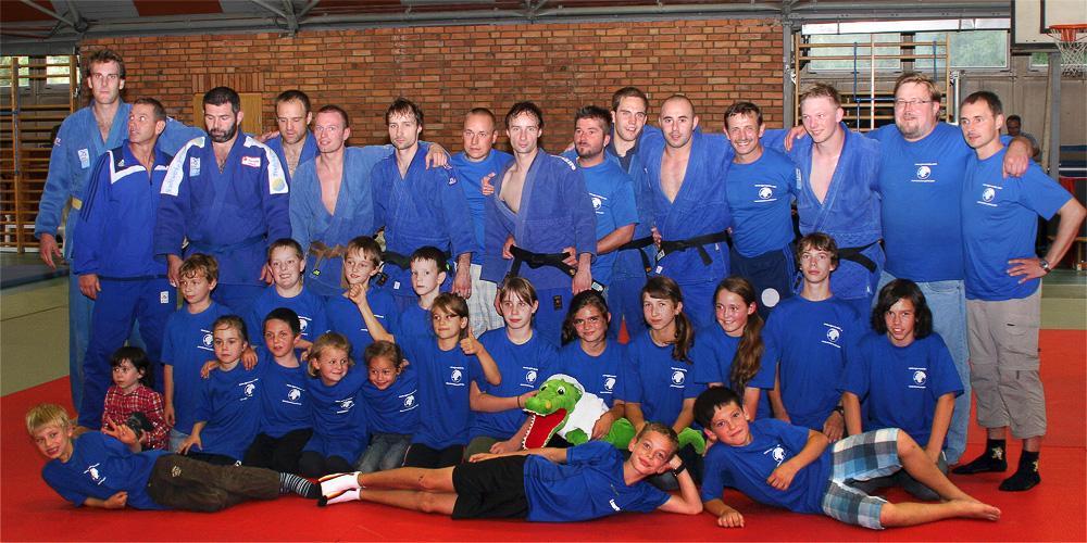 Sport im Verein – Judo Club RBS 1991 – Leipzig