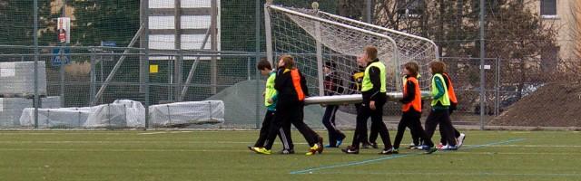 Sport im Verein – Bornaer SV 91 e.V. – Nachwuchsförderung