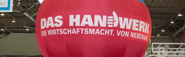 Mitteldeutsche Handwerksmesse 2014