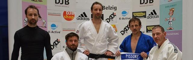 Judo RBS erfolgreich bei den Deutschen Meisterschaften