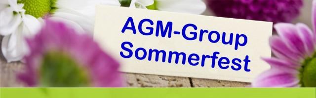 Sommerfest AGM Unternehmensgruppe