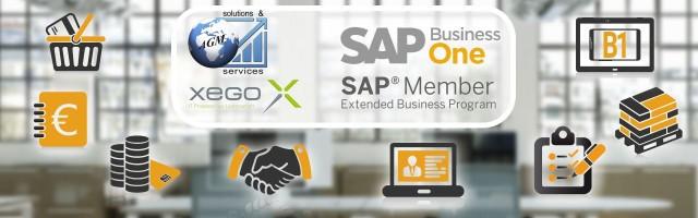 AGM und XEGO – gemeinsam stark im Thema SAP B1