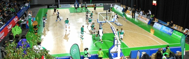 Sport Regional – Das erste Mal beim Basketball