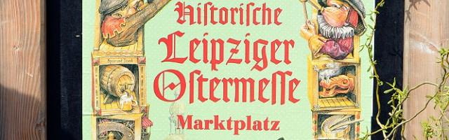 Leipzig, historische Ostermesse 2012