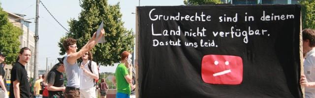 Stop watching Us! – Parteiübergreifende Grundrechtsforderungen