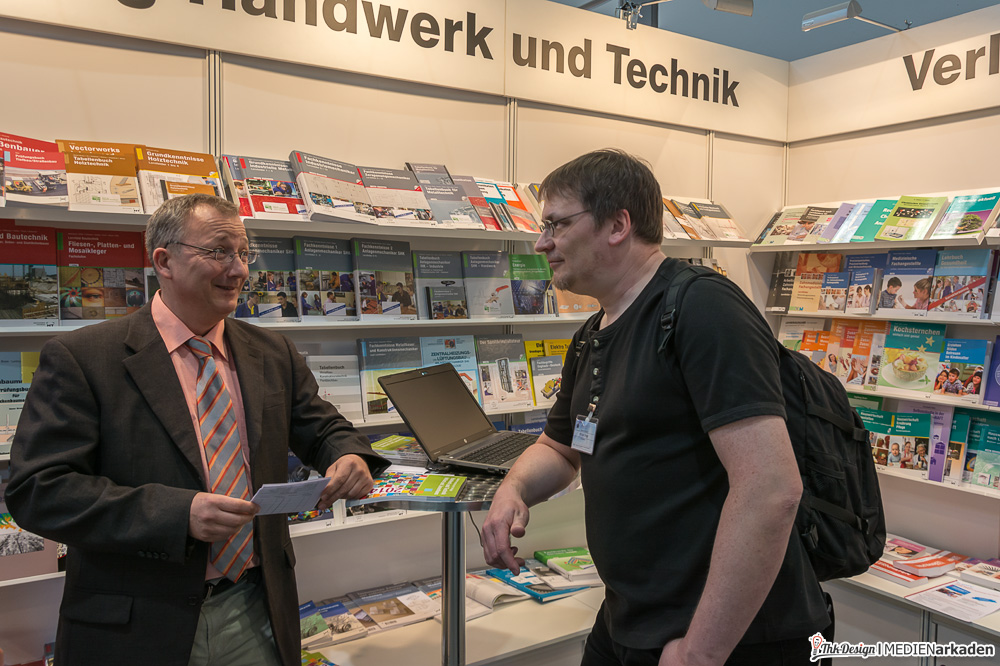 Schulbuchberater Lutz Röder