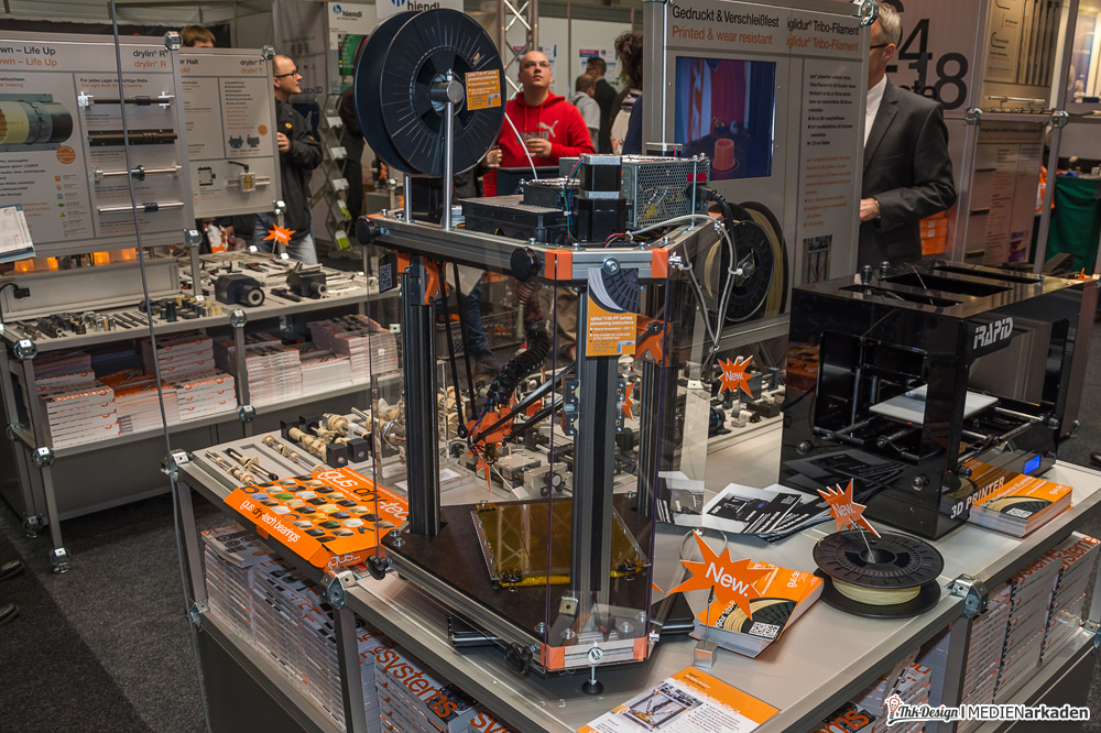 3D Druck für den Industriesektor