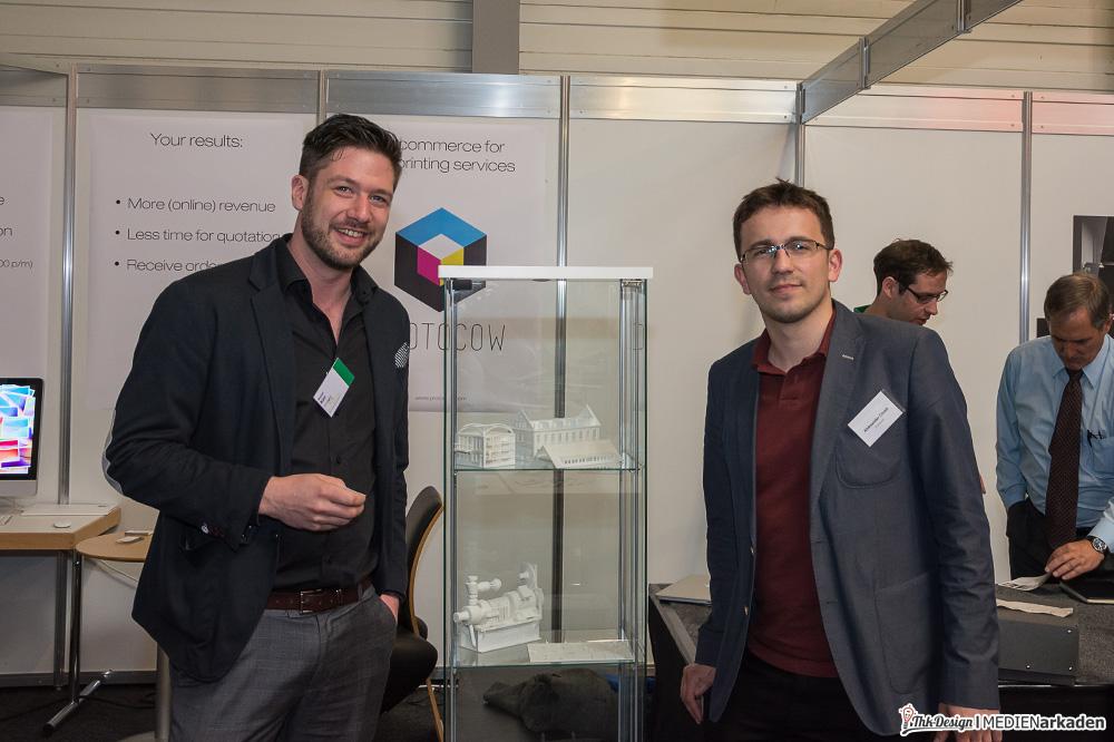 Stephan Kühr und Aleksander Ciszek von 3yourmind