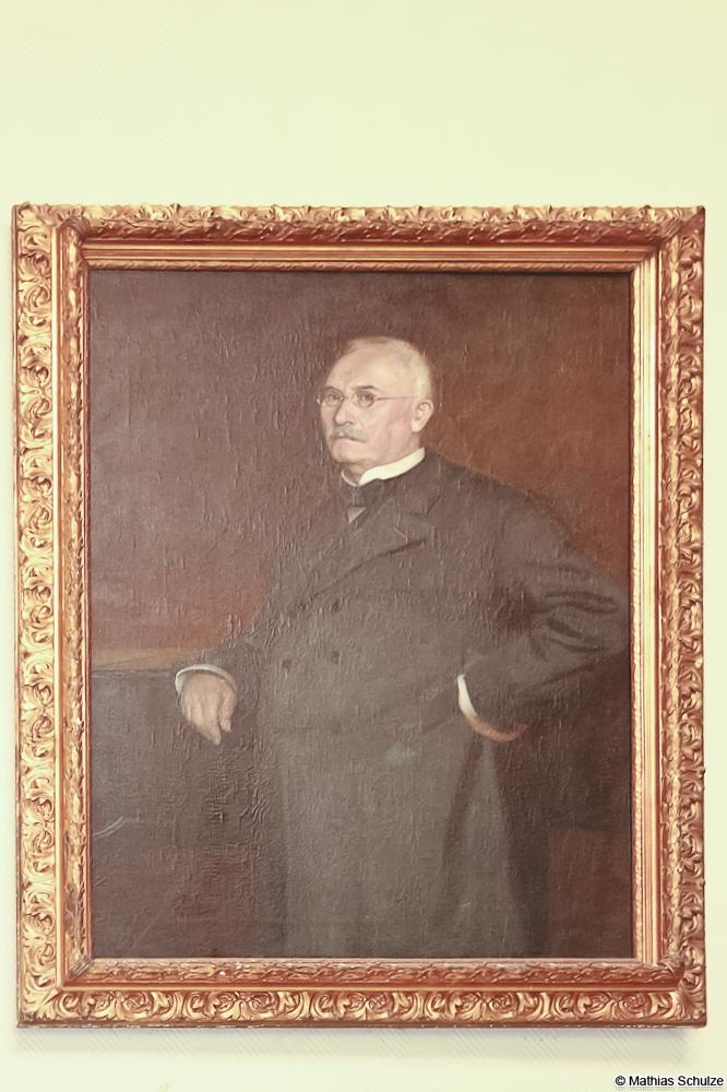 Der Vater des Erfolges: Julius Blüthner
