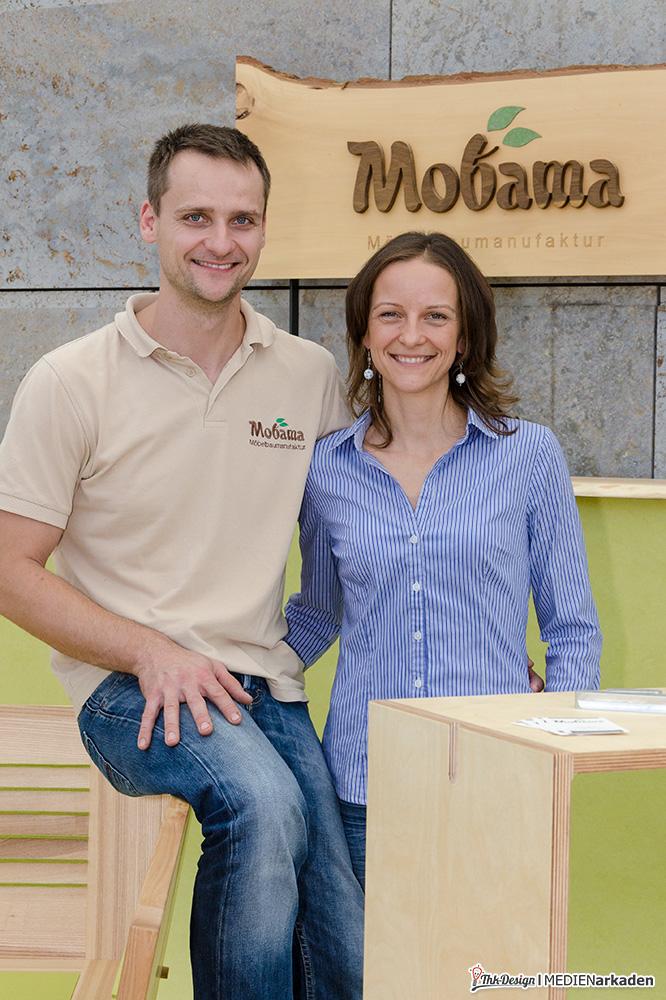 Mödbeldesign aus Sachsen: Mobama