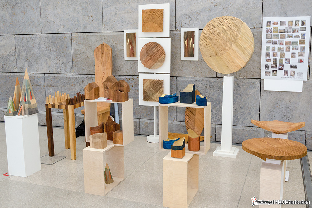 Holzkunst von Reinhard Berkes