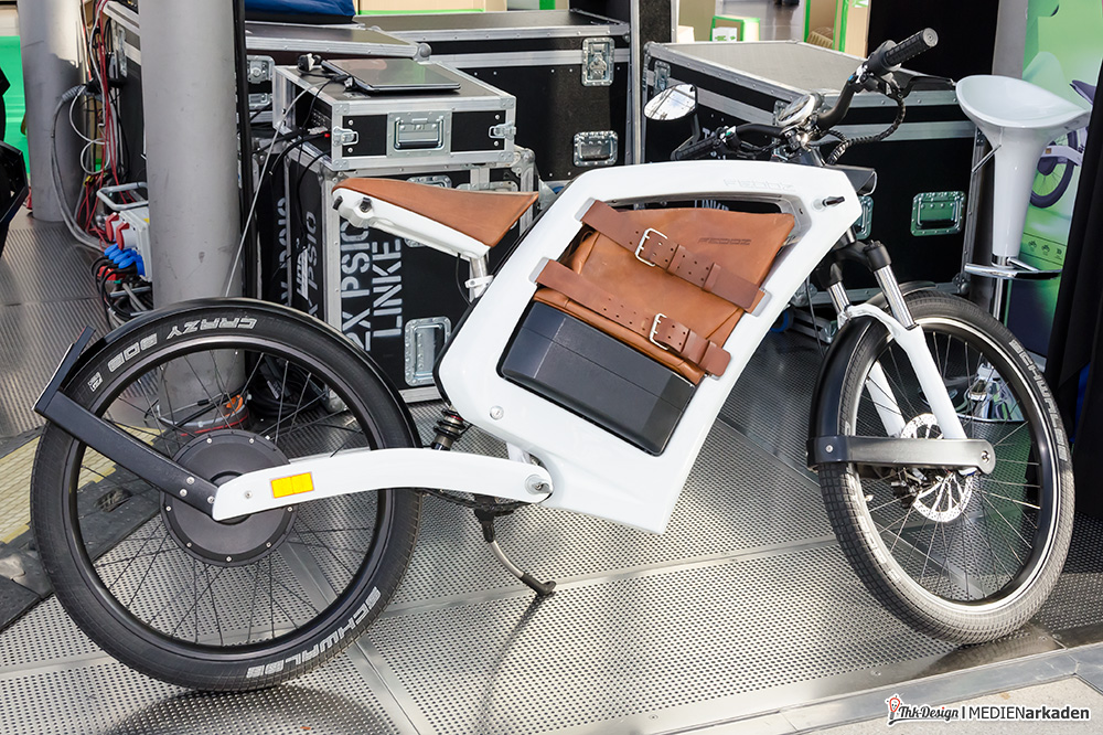 Cool, chic, praktisch: FEDDZ Elektrobike