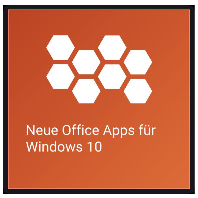 Windows 10 = Apps