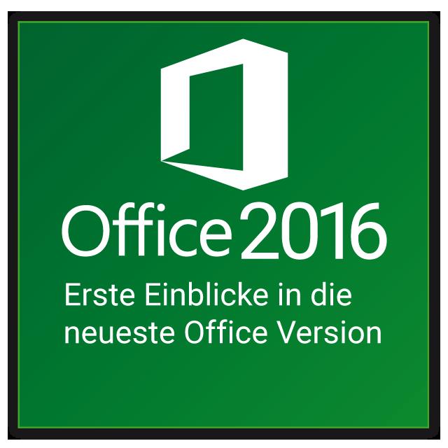 Windows 10 = Office 2016