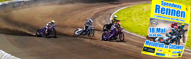 Euro-Speedway im Motodrom am Cottaweg