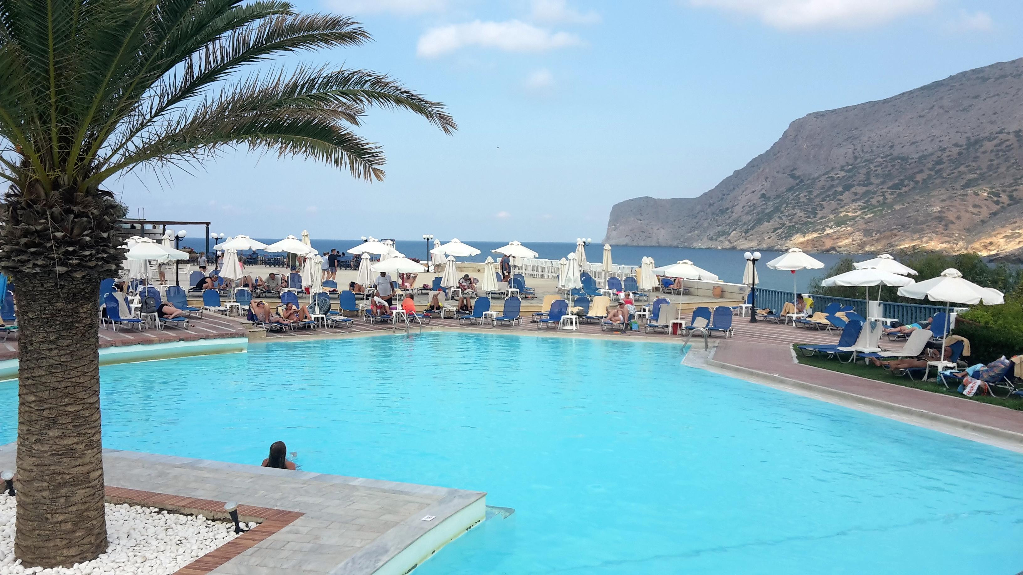 Pools Fodele Beach Resort