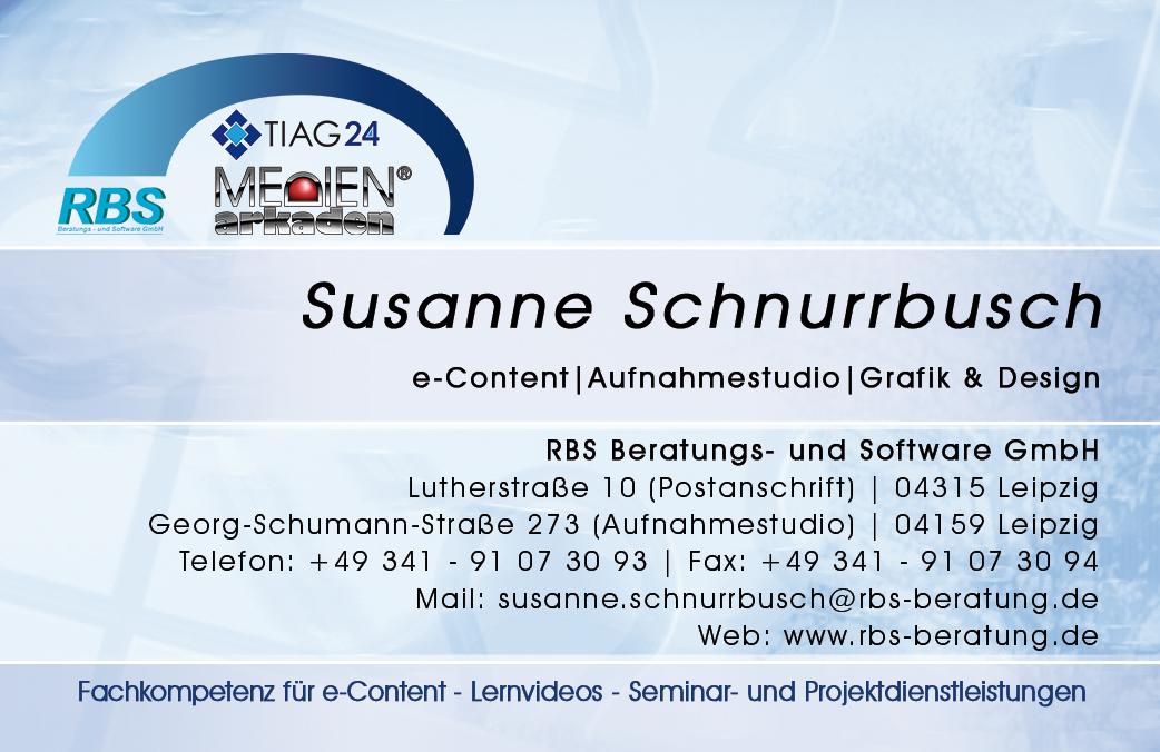 Susanne Schnurrbusch